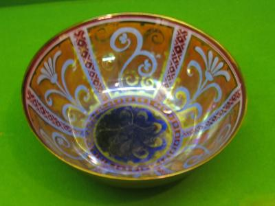 Pilkington Lancastrian bowl (Mycock)